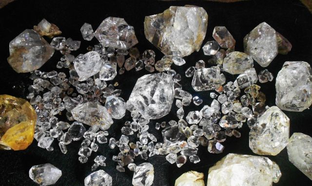 Herkimer Diamonds For Sale By A To Z Minerals And Rocks Co